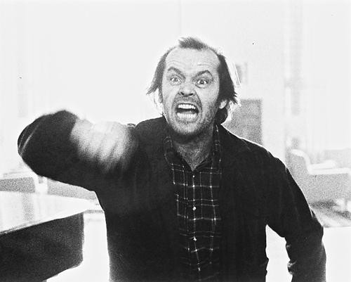 This is an image of 163035 Jack Nicholson Photograph & Poster