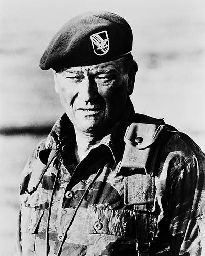 This is an image of 163090 John Wayne Photograph & Poster