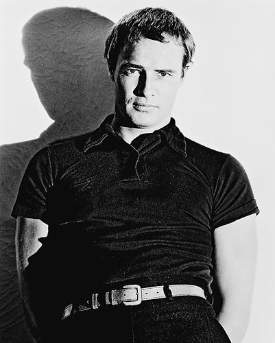 This is an image of 163120 Marlon Brando Photograph & Poster