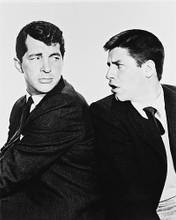 This is an image of 163216 Dean Martin & Jerry Lewis Photograph & Poster