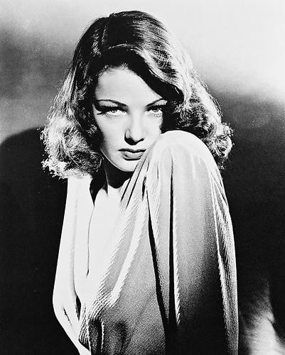 This is an image of 163272 Gene Tierney Photograph & Poster