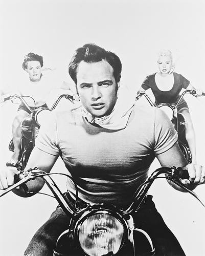 This is an image of 163316 Marlon Brando Photograph & Poster