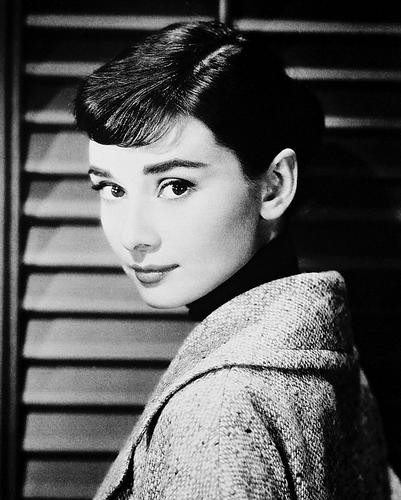 This is an image of 163387 Audrey Hepburn Photograph & Poster