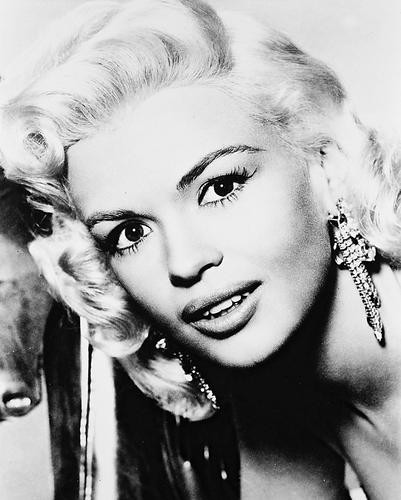 This is an image of 163431 Jayne Mansfield Photograph & Poster