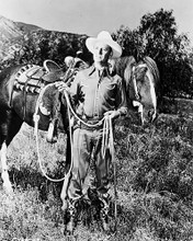 This is an image of 163552 Gene Autry Photograph & Poster
