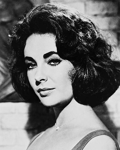 This is an image of 163708 Elizabeth Taylor Photograph & Poster