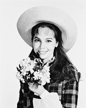 This is an image of 163775 Leslie Caron Photograph & Poster