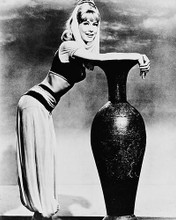This is an image of 163812 Barbara Eden Photograph & Poster