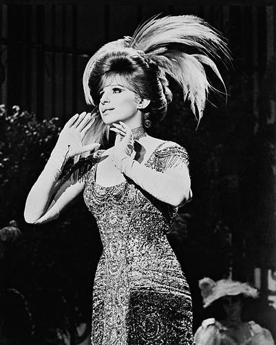 This is an image of 163917 Barbra Streisand Photograph & Poster