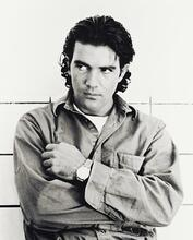 This is an image of 163954 Antonio Banderas Photograph & Poster