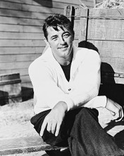 This is an image of 164023 Robert Mitchum Photograph & Poster
