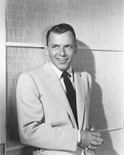 This is an image of 164044 Frank Sinatra Photograph & Poster