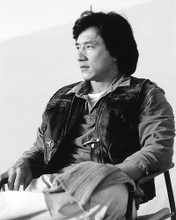 This is an image of 164214 Jackie Chan Photograph & Poster