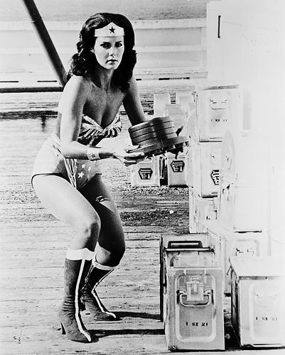 This is an image of 164819 Lynda Carter Photograph & Poster