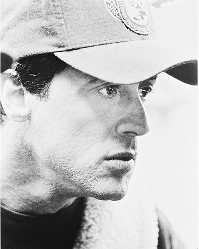 This is an image of 164827 Sylvester Stallone Photograph & Poster