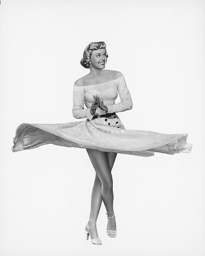 This is an image of 165193 Doris Day Photograph & Poster