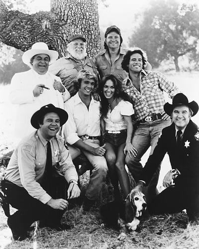 This is an image of 165199 Dukes of Hazzard Photograph & Poster