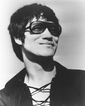 This is an image of 165221 Bruce Lee Photograph & Poster