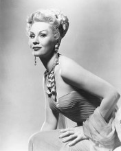 This is an image of 165332 Virginia Mayo Photograph & Poster
