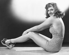 This is an image of 165379 Jean Arthur Photograph & Poster