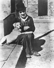 This is an image of 165394 Charlie Chaplin Photograph & Poster