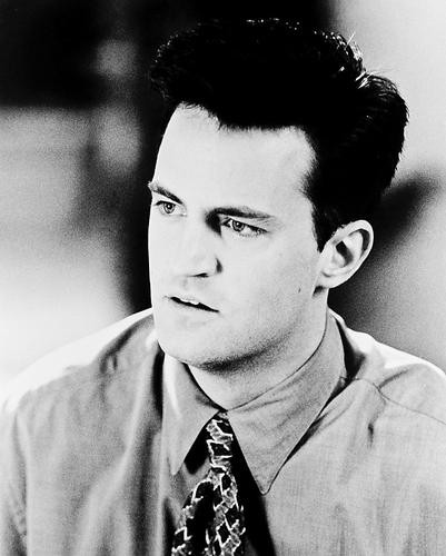 This is an image of 165650 Matthew Perry Photograph & Poster