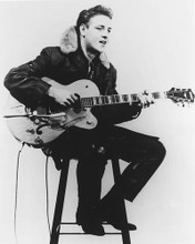 This is an image of 165791 Eddie Cochran Photograph & Poster