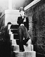 This is an image of 165889 Charlie Chaplin Photograph & Poster