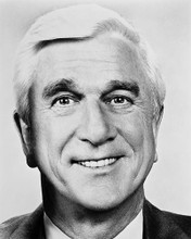 This is an image of 166836 Leslie Nielsen Photograph & Poster