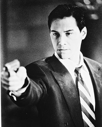 This is an image of 166845 Keanu Reeves Photograph & Poster