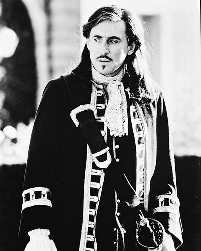 This is an image of 167079 Gabriel Byrne Photograph & Poster