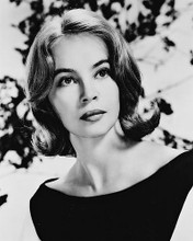 This is an image of 167081 Leslie Caron Photograph & Poster