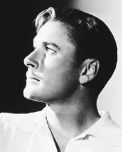 This is an image of 167107 Errol Flynn Photograph & Poster
