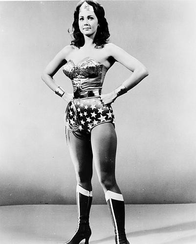 This is an image of 167276 Lynda Carter Photograph & Poster