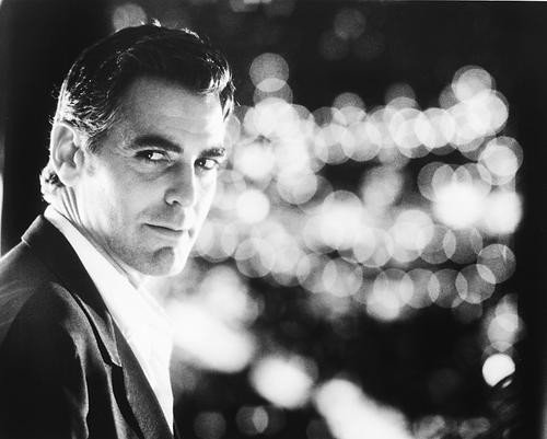 This is an image of 167280 George Clooney Photograph & Poster