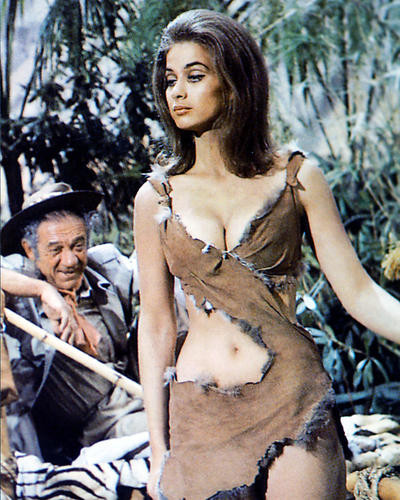 This is an image of 265565 Valerie Leon Photograph & Poster