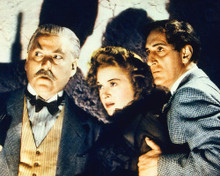 This is an image of 267104 Sherlock Holmes & the Voice of Terror Photograph & Poster