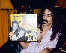 This is an image of 267194 Frank Zappa Photograph & Poster