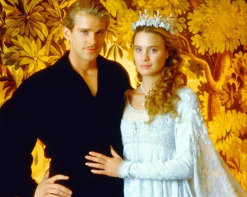 This is an image of 267590 The Princess Bride Photograph & Poster