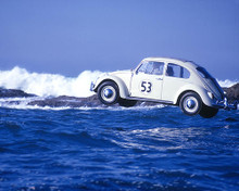 This is an image of 269673 Herbie Rides Again Photograph & Poster