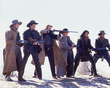 This is an image of 269968 Young Guns Photograph & Poster