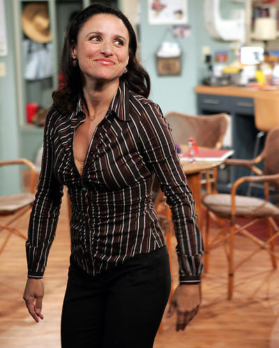 This is an image of 273204 Julia Louis-Dreyfus Photograph & Poster