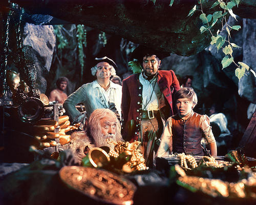This is an image of 271829 Treasure Island Photograph & Poster