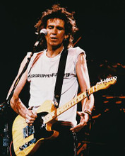 This is an image of 213100 Keith Richards Photograph & Poster