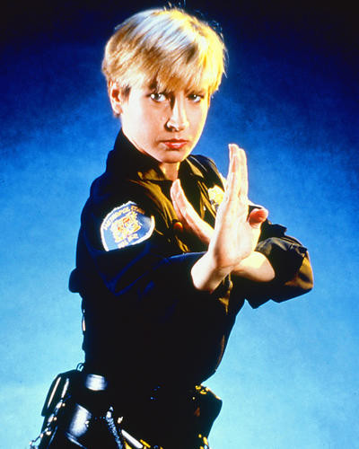 This is an image of 221753 Cynthia Rothrock Photograph & Poster