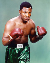This is an image of 233607 Joe Frazier Photograph & Poster