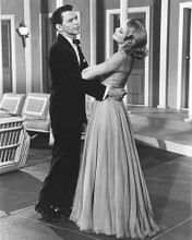 This is an image of 172805 Frank Sinatra & Grace Kelly Photograph & Poster