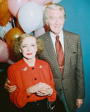 This is an image of 252151 James Stewart & Bette Davis Photograph & Poster