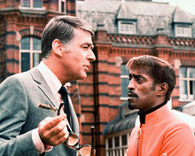 This is an image of 252341 Sammy Davis & Peter Lawford Photograph & Poster