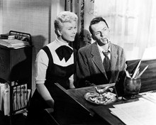This is an image of 171470 Frank Sinatra & Doris Day Photograph & Poster